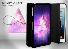 Coque/Etui Smart Cover iPad Mini Swag Series - Infinity Young