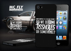 Coque iPhone 5/5S Back To The Future-Modèle 4