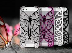 Coque iPhone 5/5S Butterfly Case