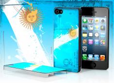Coque iPhone 5 Drapeau Argentine