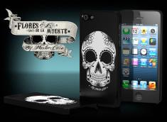Coque iPhone 5 Flores de la Muerte