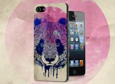 Coque iPhone 5/5S Panda Face