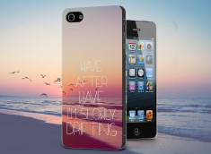 Coque iPhone 5/5S Wave