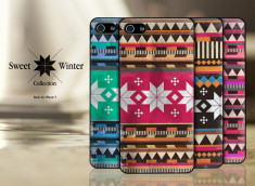 Coque Iphone 5/5S Collection Sweet Winter Noirs
