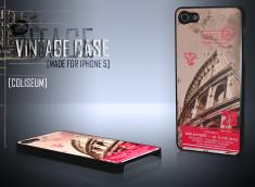 Coque iPhone 5 Vintage Case - Colisseum
