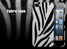 coque zebre iphone 5