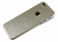 Coque iPhone 6/6S Glitter Bling Or