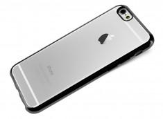 Coque iPhone 5C Black Flex