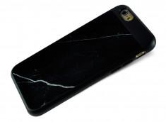 Coque iPhone 7 / iPhone 8 Marble-Black