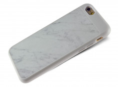 Coque iPhone 7 Marble-White
