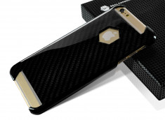 Coque iPhone 6 Plus/6 Plus S Carbon Fiber