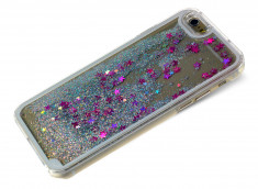 Coque iPhone 6 Glitter and Stars