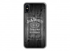 Coque iPhone X Old Jack