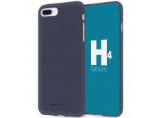 Coque Huawei Mate 20 Blue Matte Flex