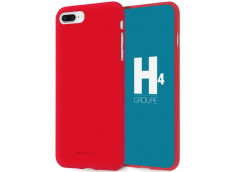 Coque Huawei Mate 20 Red Matte Flex