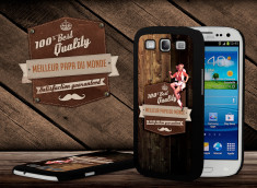 Coque Samsung Galaxy S3 Vintage Best Father