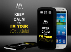 Coque Samsung Galaxy S3 I'm your father!