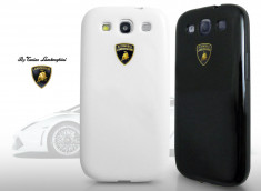 Coque Samsung Galaxy s3 Lamborghini Slick Collection