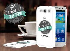 Coque Samsung Galaxy S3 Pur Papa