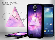 Coque Samsung Galaxy S4 Swag Series - Infinity Young