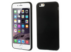 Coque iPhone 6 Plus/6S Plus Black Matte Flex