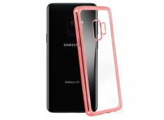 Coque Samsung Galaxy S9 Rose Gold Flex