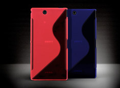 Coque Sony Xperia Z Ultra Grip Flex Color