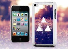 Coque iPod Touch 4 Sparkling Swag