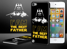 Coque iPod Touch 5 Dark Father