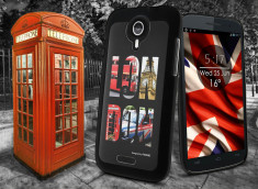 Coque Wiko Cink Five London by Moxie