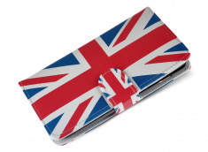 Etui Wiko Cink King British Flag