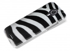 Coque Wiko Darknight Zebra