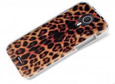 Coque Wiko Darknight Leopard
