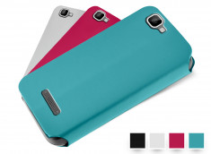 Etui Wiko Rainbow Flip Color