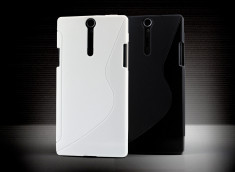Coque Sony Xperia S Grip Flex