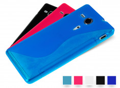 Coque Sony Xperia SP Silicone Grip