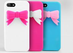 Coque iPhone 5 Petit Noeud