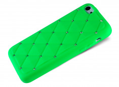 Coque iPhone 5C Luxury Flex-Vert