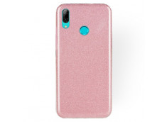 Coque Honor 10 Lite/Huawei P Smart 2019 Glitter Protect-Rose