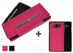 Etui Wallet + Coque amovible Samsung Galaxy A7