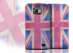 Etui Samsung Galaxy S2 Vintage UK