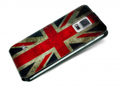 Etui Samsung Galaxy S5 Vintage UK