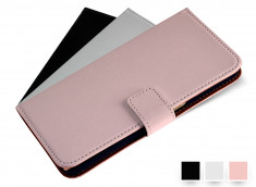 Etui HTC One M9 Leather Wallet