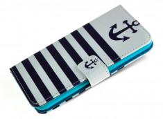 Etui Huawei P9 Lite Marinière