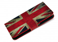 Etui Samsung Galaxy S6 Vintage UK