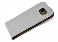 Etui Samsung Galaxy S8 Business Class-Blanc