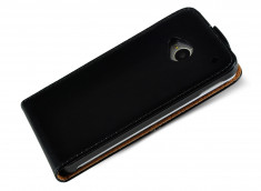 Etui HTC One M7 Business Class noir