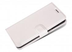 Etui Huawei Nova White Leather