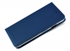 Etui iPhone X/XS Smart Magnet-Bleu
