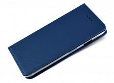 Etui iPhone XR Smart Magnet-Bleu